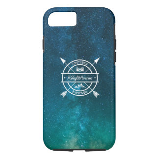 YouTuber/Explorer iPhone Case