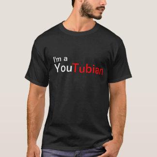 YouTuber's I'm a YouTubian Dark Tshirt