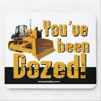 You've been Dozed! Mouse Mat