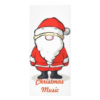 You've Been Naughty! - Christmas Rack Card