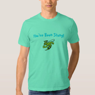 You've Been Stung! New Orleans Hornets NBA Playoff Tees