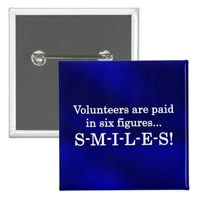 You've Earned a Six Figure Salary! 15 Cm Square Badge