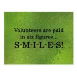 You've Earned a Six Figure Salary! Postcards