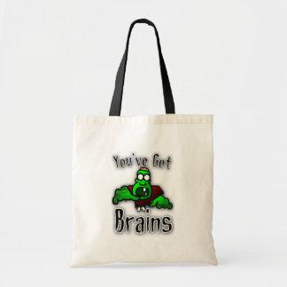 You've Got Brains Tote Bag