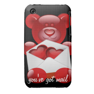 you've got mail iPhone 3 case