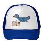 You've got mail mesh hat