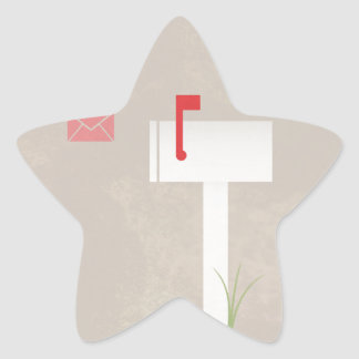 You've Got Mail Star Sticker