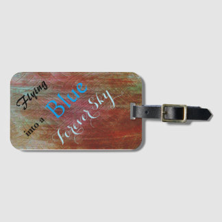 You've Got Wings luggage Tag