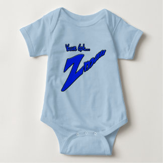 Youve Got Z-mail-The funny fad thats real Baby Bodysuit