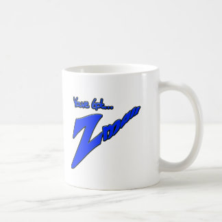 Youve Got Z-mail-The funny fad thats real Basic White Mug