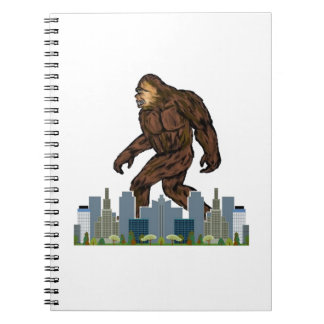Yowie at Large Note Book