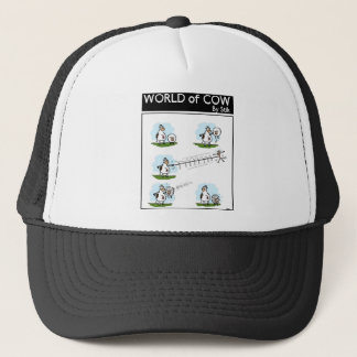 Yoyo Sheep Trucker Hat