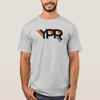 YPR lifestyle Gray T-Shirt