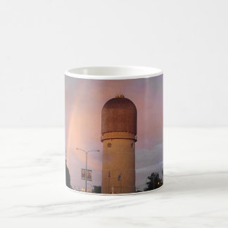 Ypsilanti Water Tower Basic White Mug