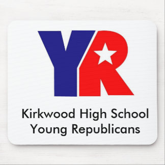 YR Logo mousepad