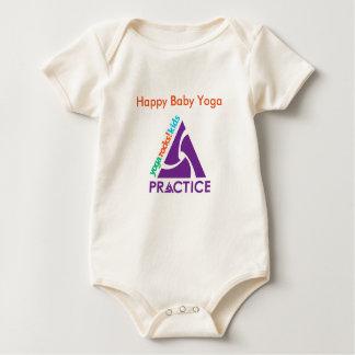 YRK baby yoga outfit Baby Bodysuit