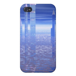 Ys Rising From The Sea by CricketDiane iPhone 4/4S Cover
