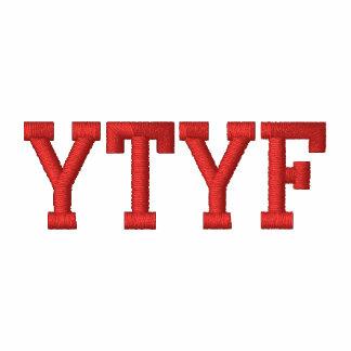 YTYF Fleece Zip Jogger Jacket