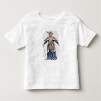 Yu Emperor of China from 'Receuil des Estampes, Re Toddler T-Shirt