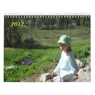 Yu-Mei 2012 Wall Calendars
