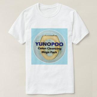 YU NO POO fake product shirt