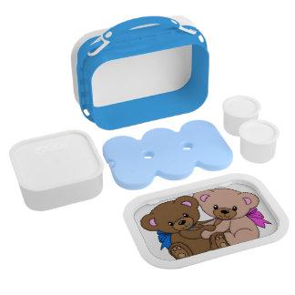 Yubo Lunch box Bears