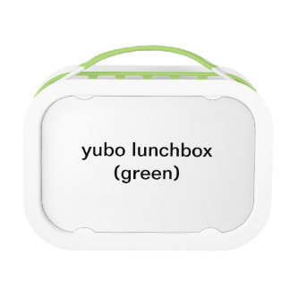 yubo lunchbox (green)