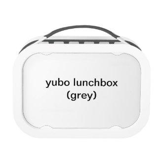 yubo lunchbox (grey)