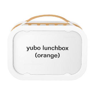 yubo lunchbox (orange)