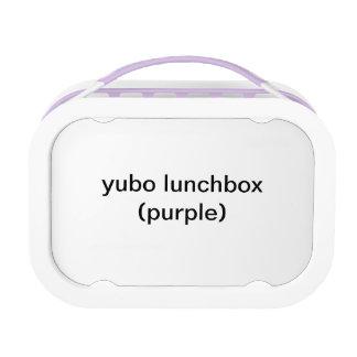 yubo lunchbox (purple)