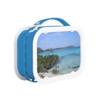 YUBO LUNCHBOX sardinia pevero beach