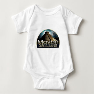 YUCATAN Mexico Baby Bodysuit