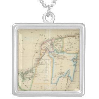 Yucatan, Mexico Silver Plated Necklace