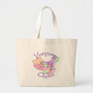 Yueyang China Large Tote Bag