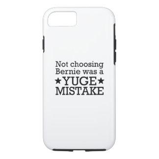 Yuge Mistake iPhone 7 Case