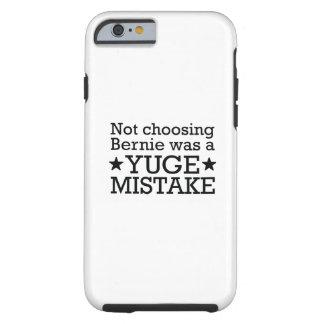 Yuge Mistake Tough iPhone 6 Case