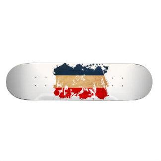 Yugoslavia Flag 20.6 Cm Skateboard Deck