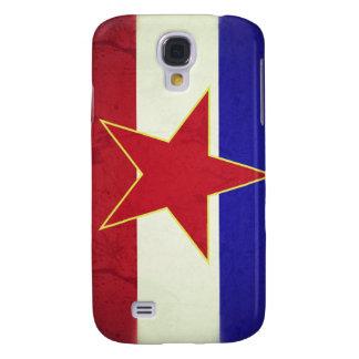 Yugoslavia flag galaxy s4 case