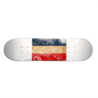 Yugoslavia Flag Skate Decks