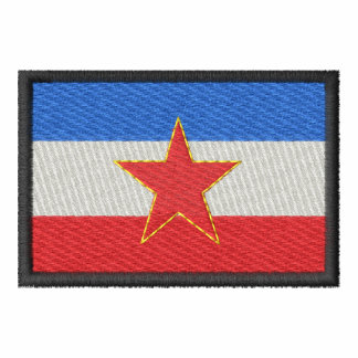 Yugoslavia Track Jackets