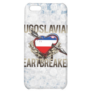 Yugoslavian Heartbreaker iPhone 5C Cases
