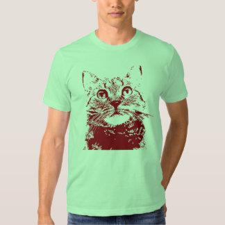 Yuki Cat Face Shirts