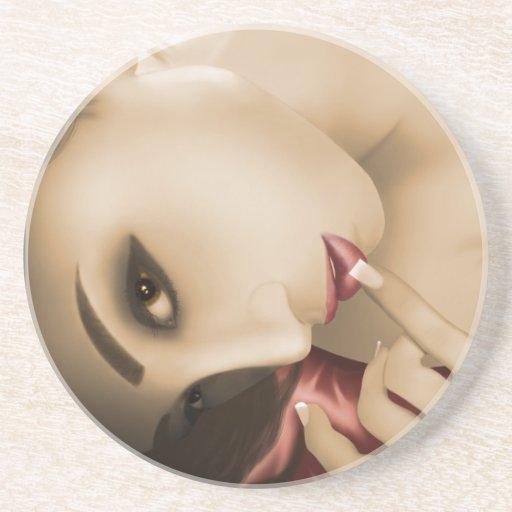 Yuki Drink Coaster