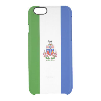 Yukon Clear iPhone Case iPhone 6 Plus Case