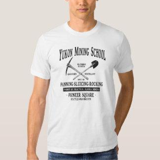 Yukon Mining School Tees