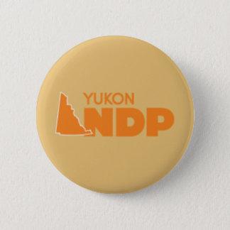 Yukon NDP Pin