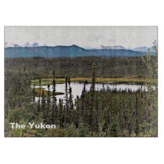 Yukon Pond Cutting Boards