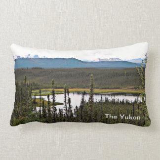 Yukon Pond Lumbar Pillow