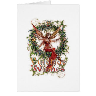 Yule Blessings: Greeting Cards
