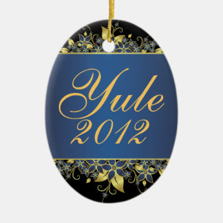 Yule Family Commemorative Ornament
